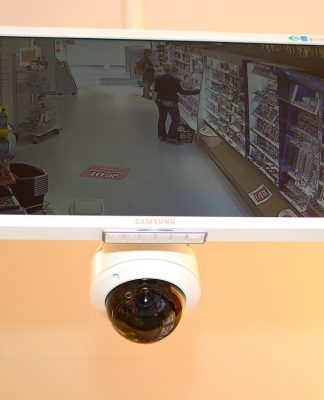 מצלמות אבטחה IP