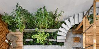 ריהוט לגינה – דלת הכניסה לגינה