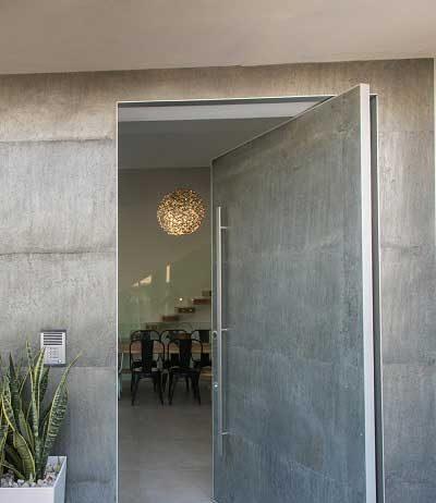 דלתות כניסה מעוצבות שיסובבו את כל העיניים