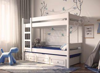 מיטות קומותיים מעץ מלא - איך קונים מיטה לילדים שלנו